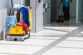 Building Janitorial Services Portland OR